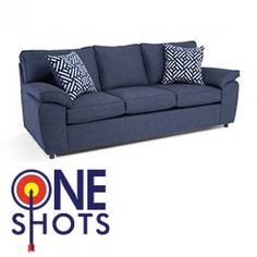 Denim Sofa On Pinterest Couch Cindy Crawford Home And