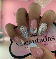 Ring Designs, Nail Art Designs, Nail Art Videos, Diy Flowers, Nail Inspo, Beauty Nails, Cute Nails, Hair And Nails, Acrylic Nails