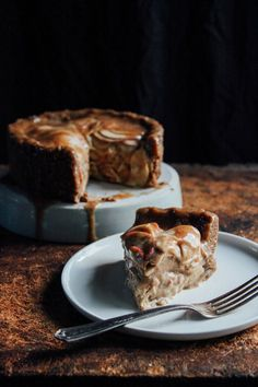 This pie is DELICIOUS. I have ample evidence of this thanks to the fact that it was hastily devoured by the crowd at a vegan potluck I...