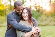 """Sirthomas and Caterina spent their weekend in Akron attending a wedding AND squeezing in their own engagement session!  Can we can a """"Hallelujah!"""" for a weekend that was literally picture perfect?!"""