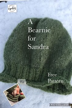 "Free Pattern in English. Gratis mönster på svenska. And a Youtube video further down. If you want the whole set, I can recommend this Free Pattern ""A Collar for Sandra"" and ""Wrist…"