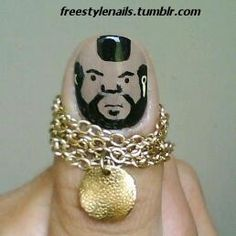 omg this is awesome - mr t.
