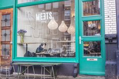 Eten in de Pijp - The Meets - Amsterdam