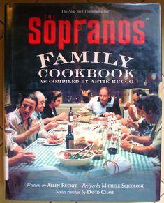 the sopranos family cook book - The Sopranos Photo (2543914) - Fanpop