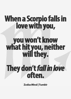 Zodiac Mind - Your source for Zodiac Facts Scorpio Sun Sign, Scorpio Zodiac Facts, Astrology Scorpio, Taurus And Scorpio, Scorpio Quotes, My Zodiac Sign, Scorpio Man In Love, Scorpio Men Dating, Scorpio Woman