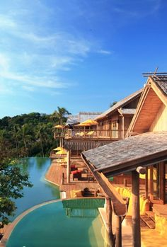 For celebrity-style VIP treatment and seclusion, you can't beat the Soneva Kiri. #Thailand