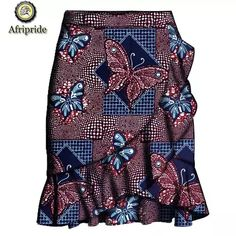 African Inspired Clothing, Traditional African Clothing, African Print Clothing, African Print Fashion, Africa Fashion, African Prints, African Fabric, Tribal Fashion, Short African Dresses