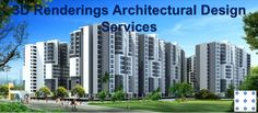 3D Renderings Architectural Design Services