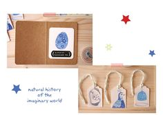 HAPPY MAIL PROJECT: MARZO LILYMOON - Milanesa, cute little things