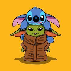 Disney's most cutest aliens Cute Cartoon Drawings, Cute Disney Drawings, Cute Animal Drawings, Cartoon Wallpaper Iphone, Disney Phone Wallpaper, Cute Cartoon Wallpapers, Baby Disney Characters, Cute Characters, Disney Characters Pictures