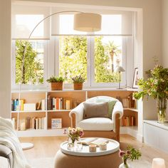 La ventana indiscreta: más luz y espacio