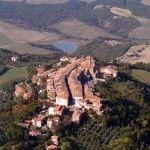 Tuscan villages to visit: Radicondoli, Siena, Italy