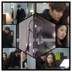 Heirs ♥ Recap 10 ♥ Park Shin Hye & Lee Min Ho ♥ Kim Sung-Ryoung
