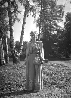 Galleri NOR Oslobunad (Frk Marit Arnesen) 1951 Oslo, Cgi, Raincoat, Rain Gear, Rain Jacket