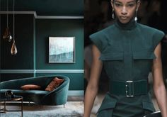 Eclectic Trends | The Must-Watch Color for 2019 - 12 examples #colortrends #teal #colors2019