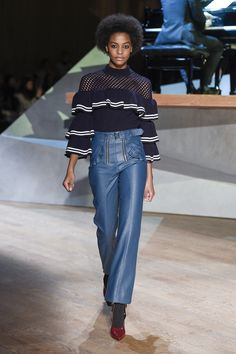 Self-Portrait Fall 2017 Ready-to-Wear Fashion Show Collection