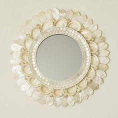 Thomas Boog, 'Coquillage Mirror,' 2008, Maison Gerard
