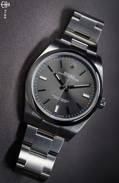 The Rolex Oyster Perpetual 39