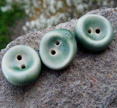 Smile...ceramic buttons