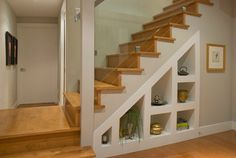 Full-Tilt Reinvention for a 1950s Ranch - contemporary - staircase - vancouver - Heather Merenda