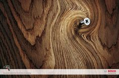 Bosch screw driver - clever ad