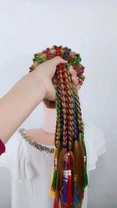 Party Hairstyle, Hair Upstyles, Girls Crown, Keep Fit, Beauty Full, How To Make Hair, Hair Designs, Hair Inspo, Hair And Nails
