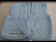knitting scarves for beginners patterns easy. Beginner Knit Scarf, Knitting For Beginners, Pullover Design, Sweater Design, Baby Knitting Patterns, Free Knitting, Knitting Scarves, Baby Leopard, Moda Emo