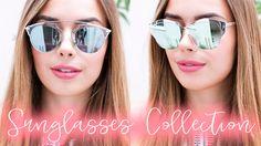 Designer Sunglasses Collection (+ Dior Disaster!) | Hello October
