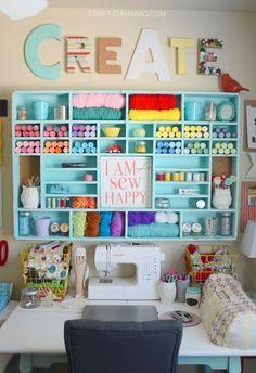 50 craft rooms