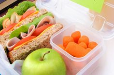 Eating Healthy Food At School: Lunch Box Recipes for Kids Healthy School Lunches, School Lunch Box, Healthy Meals For Kids, Dinners For Kids, Healthy Foods To Eat, Healthy Dinner Recipes, Kids Meals, Healthy Junk, Healthy Habits