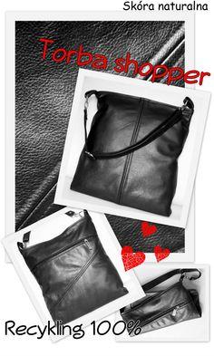 Szycie uzależnia: Bag - recykling VI