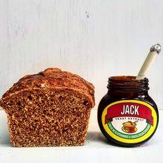Marmite Bread recipe by Jack Monroe Marmite Recipes, Bread Recipes, Baking Recipes, Dessert Recipes, Vegemite Recipes, Vegan Recipes, Passover Recipes, Yummy Recipes, Desserts