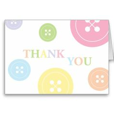 Cute as a Button Thank You Card so please read the important details before your purchasing anyway here is the best buyThis Deals          Cute as a Button Thank You Card lowest price Fast Shipping and save your money Now!!...