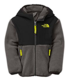 The North Face Toddlers' (2T-5) Jackets & Vests TODDLER BOYS' DENALI HOODIE