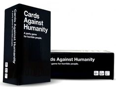 Cards Against Humanity - A party game for horrible people.