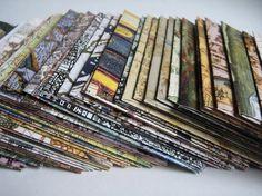 Scrap-Paper Envelopes #2