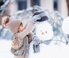 ** snow cabin