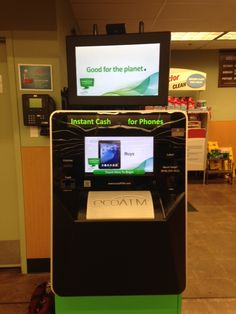 This ecoATM kiosk can be found at Smith's on 845 E 4500 S in Salt Lake City, Utah! Click the link for more location details.