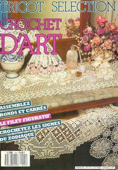 Tricot Selection Crochet d'Art 121