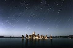 Star Trails Photography Tips http://www.photographytuts.com/star-trails-photography-tips/