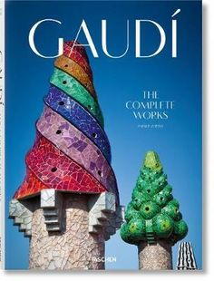 Discover Antoni Gaudí and his unique Modernista aesthetic that put Barcelona on the global architecture map with this monograph by TASCHEN. Architecture Mapping, School Architecture, Modern Architecture, Architectural Styles, Architectural Digest, Diego Rivera, Urban Living, Art Nouveau, Antonio Gaudi