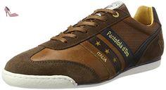 Pantofola d'Oro  Vasto Uomo Low, Basses Homme, Marron (Tortoise Shell) 47 - Chaussures pantofola doro (*Partner-Link)