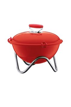 FYRKAT Picnic Grill (Red) from BODUM® on Brandsfever