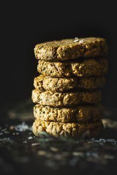 Rosemary & Parmesan Oat Biscuits: An alternative to regular  Mein Blog: Alles rund um die Themen Genuss & Geschmack  Kochen Backen Braten Vorspeisen Hauptgerichte und Desserts