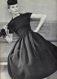 Dior Ensemble, 1956