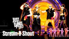 Just Dance 2017 - Scream & Shout - YouTube