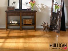 RidgeCrest's Maple Caramel is a beautiful 1/2 inch, 100% engineered wood. This product is available in 3 inch and 5 inch and features micro bevel edges and ends. Maple Caramel carries Mullican Flooring's 25 year finish warranty. Want this beautiful hardwood flooring in your home? Please visit our website to learn more! www.mullicanflooring.com