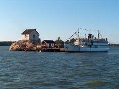 Loistokari, Turun saaristo, Ukkopekka, Suomi.