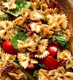 Pasta Salad Recipes With Mayo Pasta Salad Recipes, Diet Recipes, Food Blogs, Food Videos, Pasta Salad Italian, Flat Belly Diet, Le Diner, Diet Meal Plans, Clean Eating