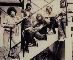 Don Henley, Randy Meisner, Don Felder, Bernie Leadon & Glenn Frey #eagles